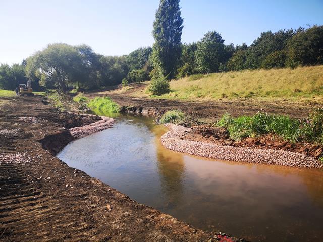 Kingshurst Brook Improvements